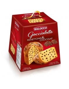 PANETTONE CHOCOLATE 500 GRS...